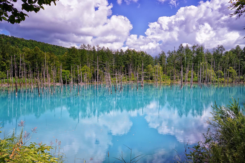 Blue Pond (Aoi-ike)