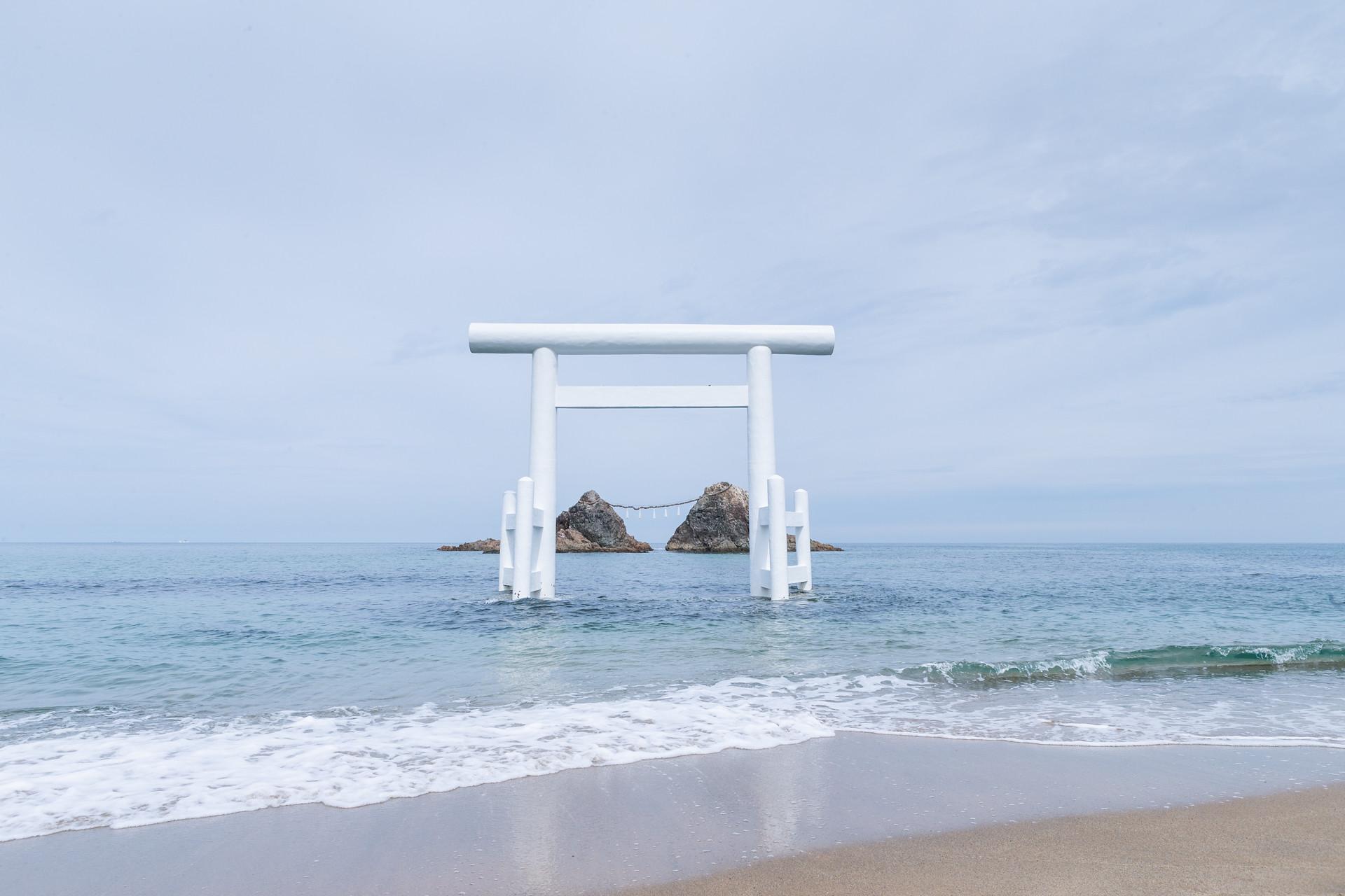 Futamigaura Beach fukuoka