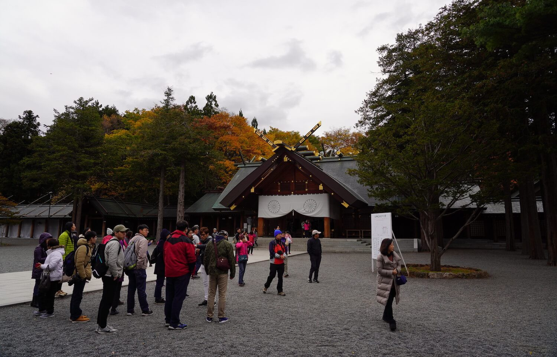 Hokkaidō-jingū