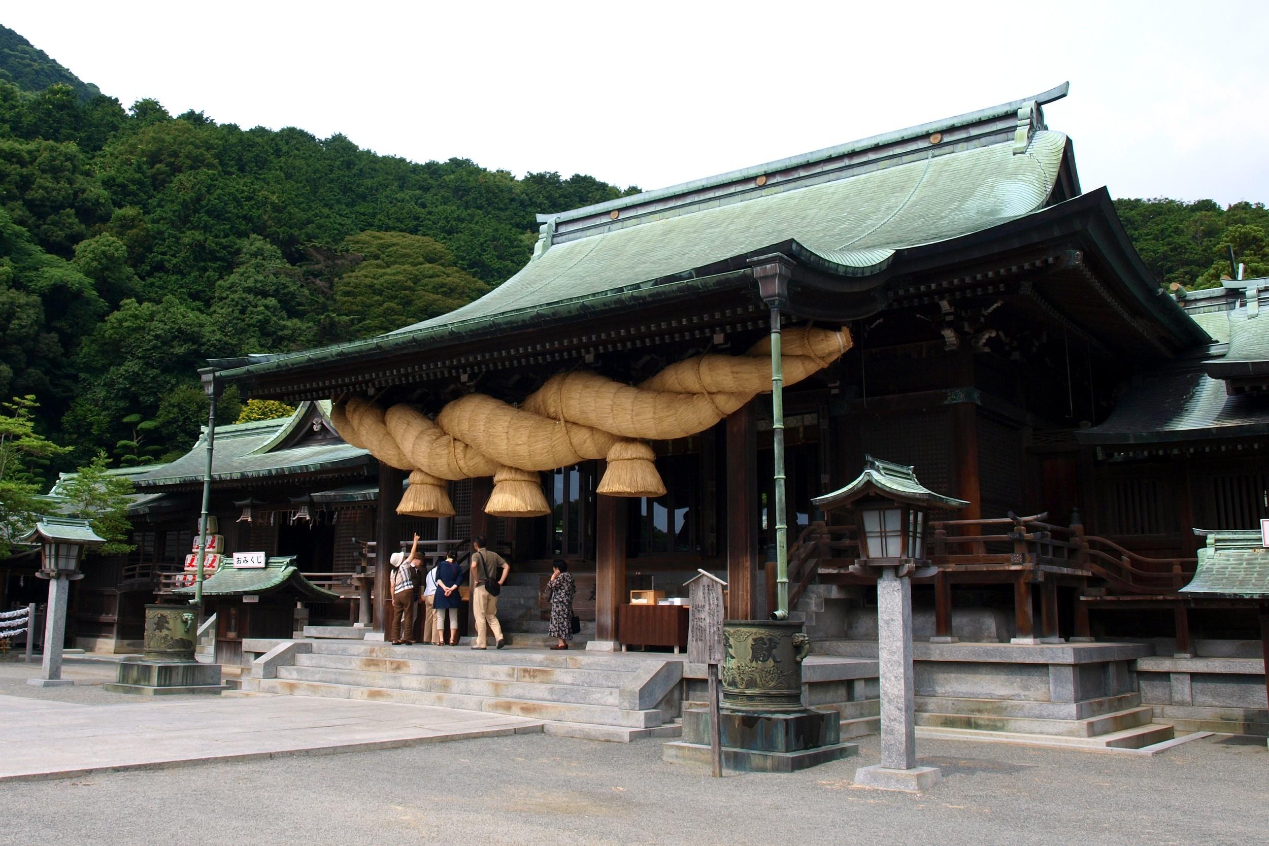miyajidaki shrine