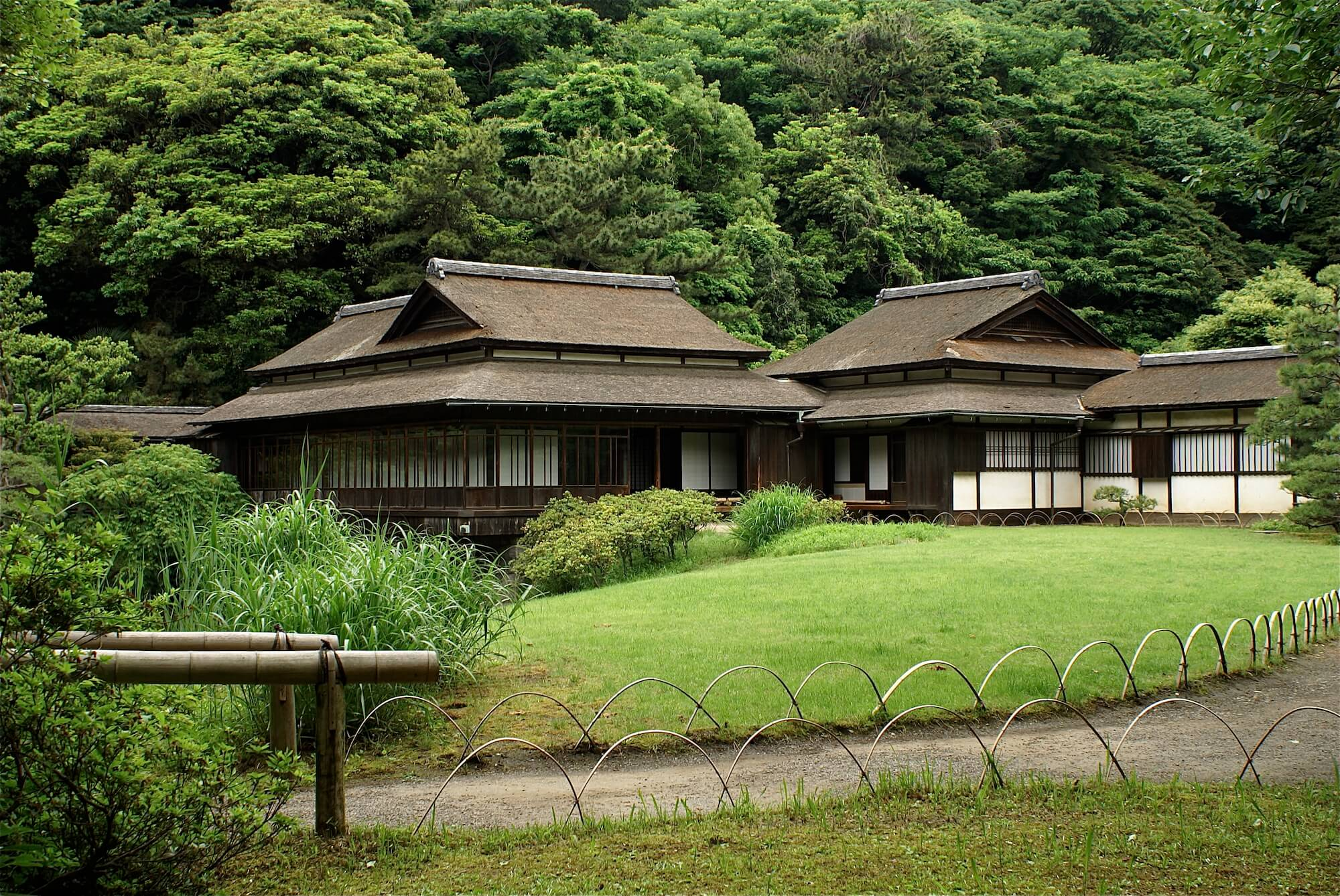 Discover Sankei-en Traditional Garden, Yokohama's hidden gem