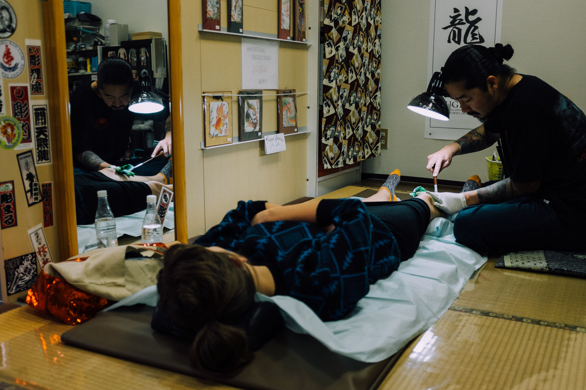 irezumi tattoos japan