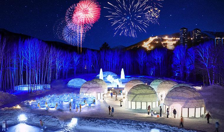 Ice Hotel, Hokkaido