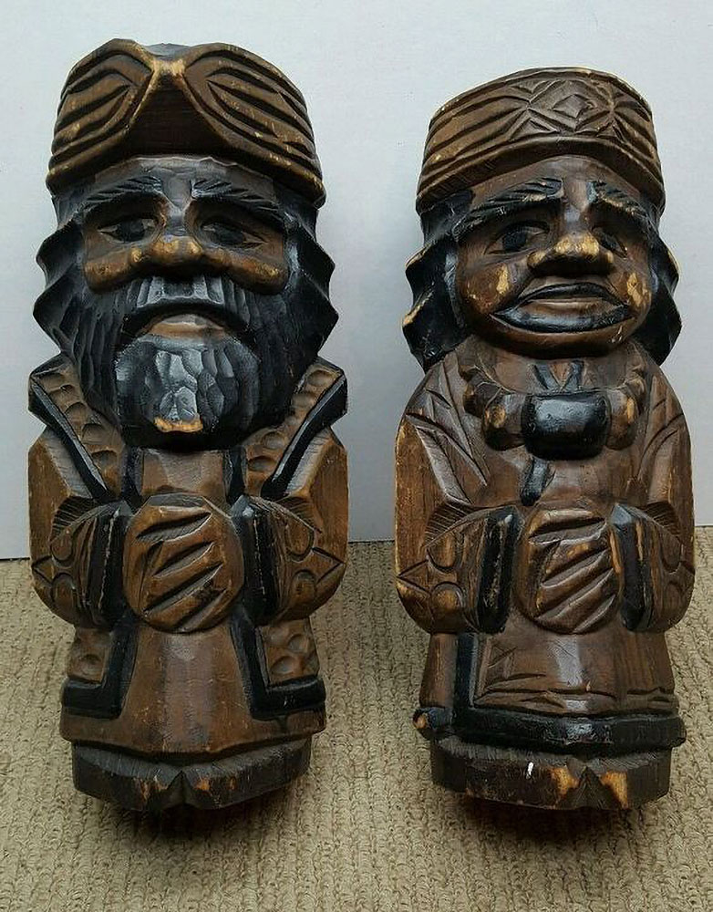 ainu-wood-carving