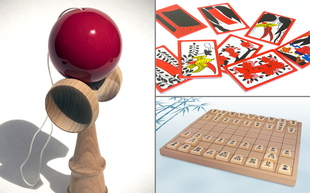 Traditional Japanese Toys and Games