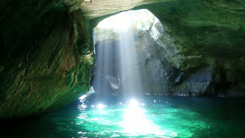 DOGASHIMA cave tours