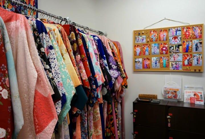 Narita-ya Kimono Shop