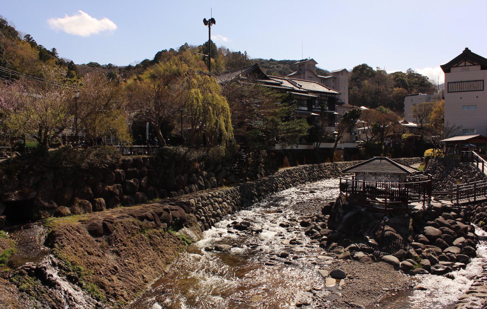 Tokko-no-yu Onsen
