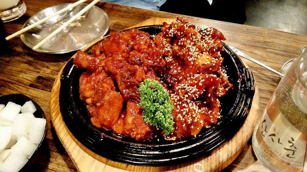 Shin Chan Super Spicy Chicken