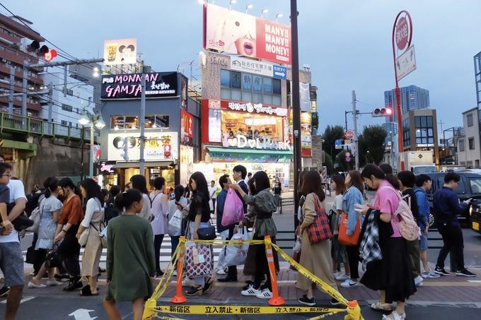 shin okubo tokyo koreatown2