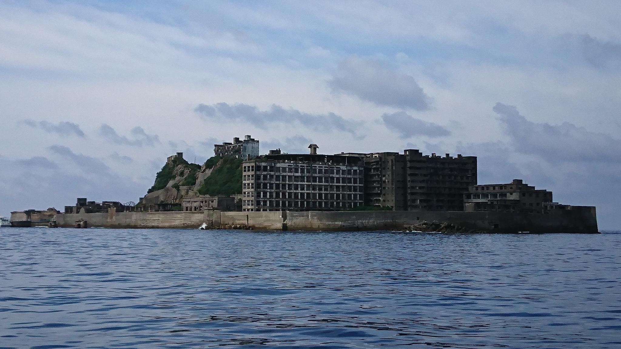 Gunkanjima: Visiting the mysterious and abandoned battleship island