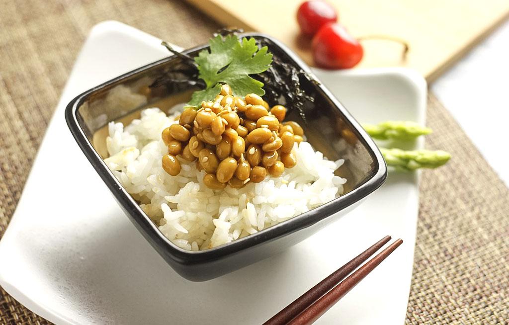 rice natto