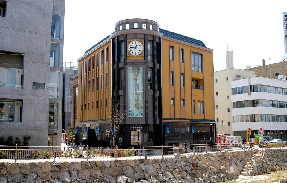 Matsumoto Timepiece Museum2