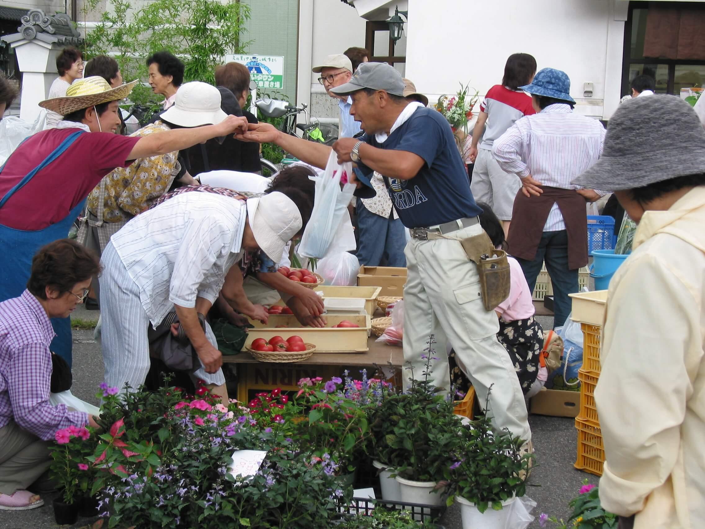 Nakamachi District Matsumoto