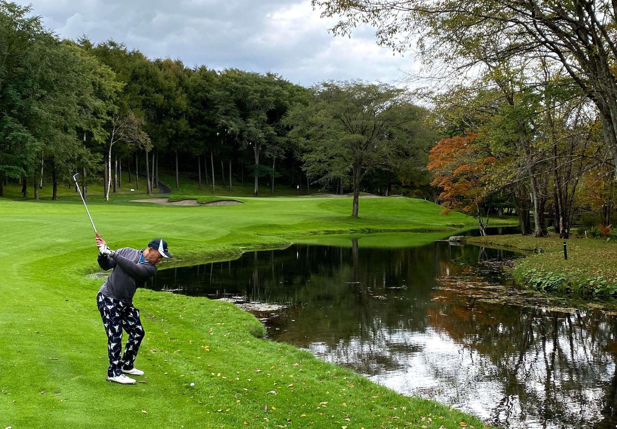 nidom golf hokkaido