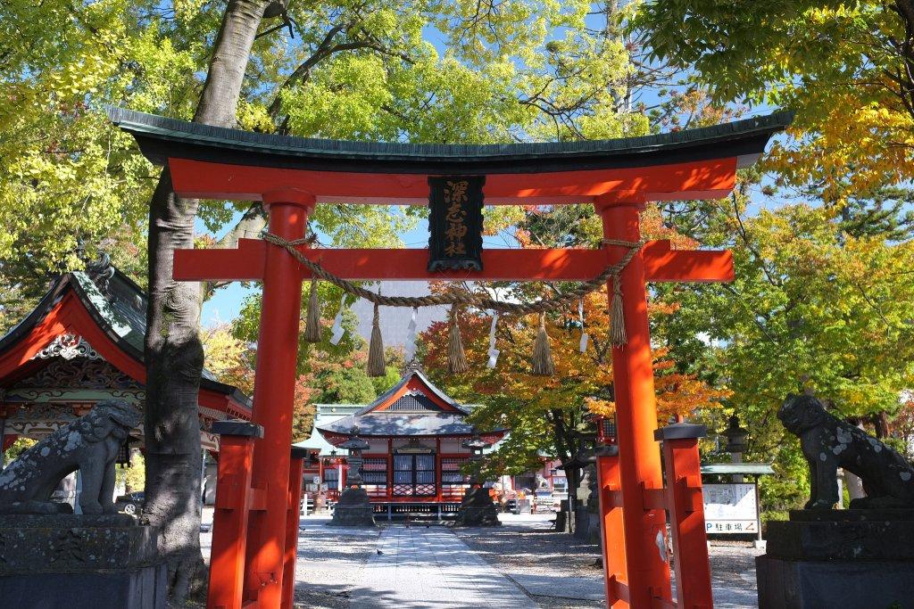 Tenjin Fukashi Shrine