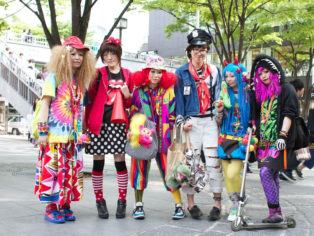 5 Japanese Fashion Trends for 2021