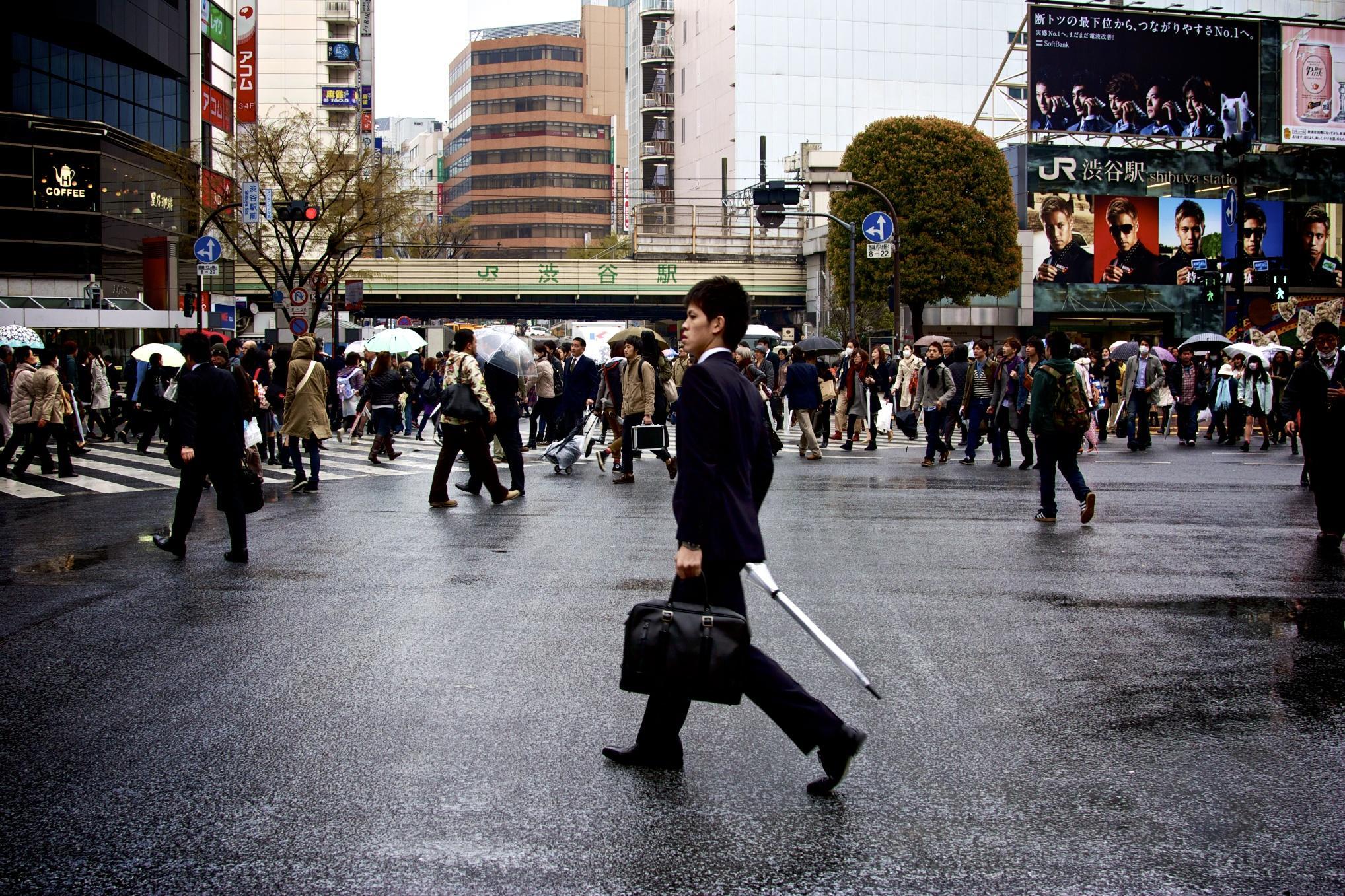 Dress codes in Japan