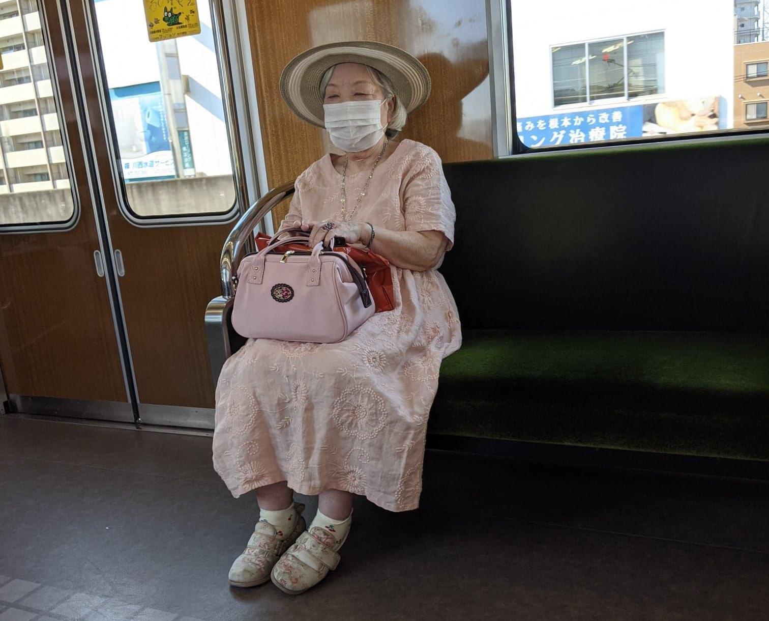 Fashion oddities in Japan