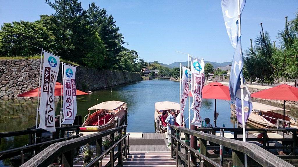 Matsue Horikawa Pleasure Boats