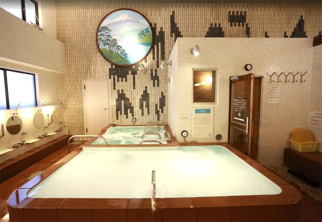 Bunka Yokusen (文化浴泉)