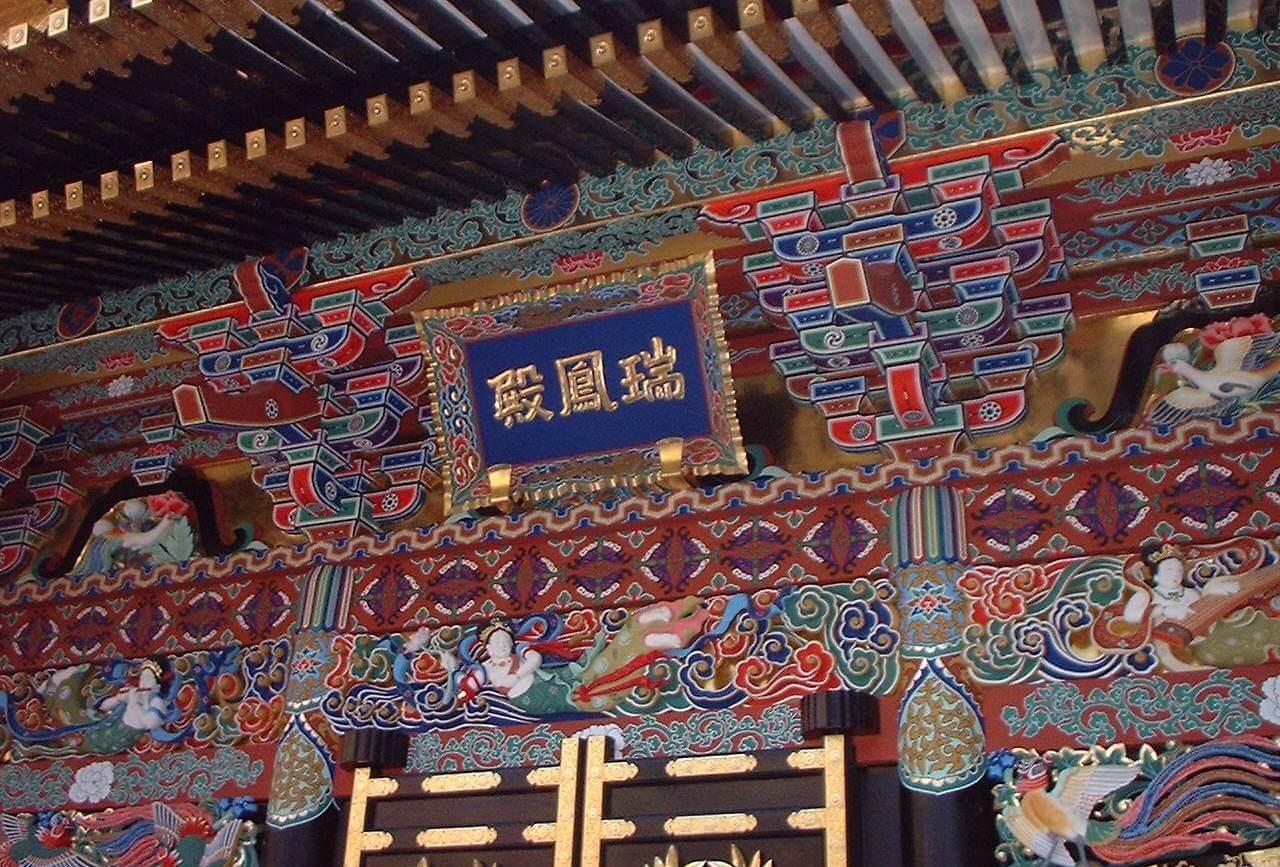 Zuihoden Mausoleum sendai1