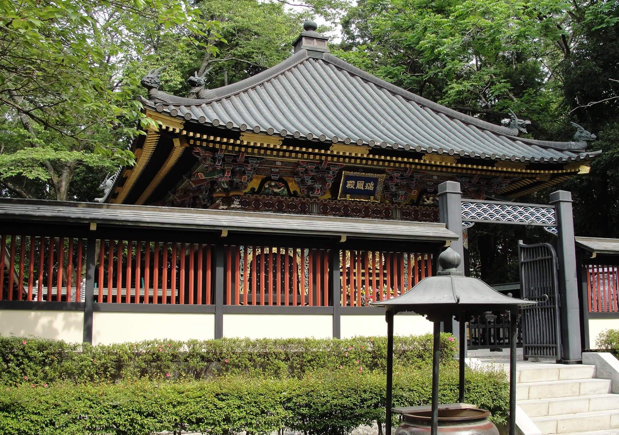 Zuihoden Mausoleum sendai2