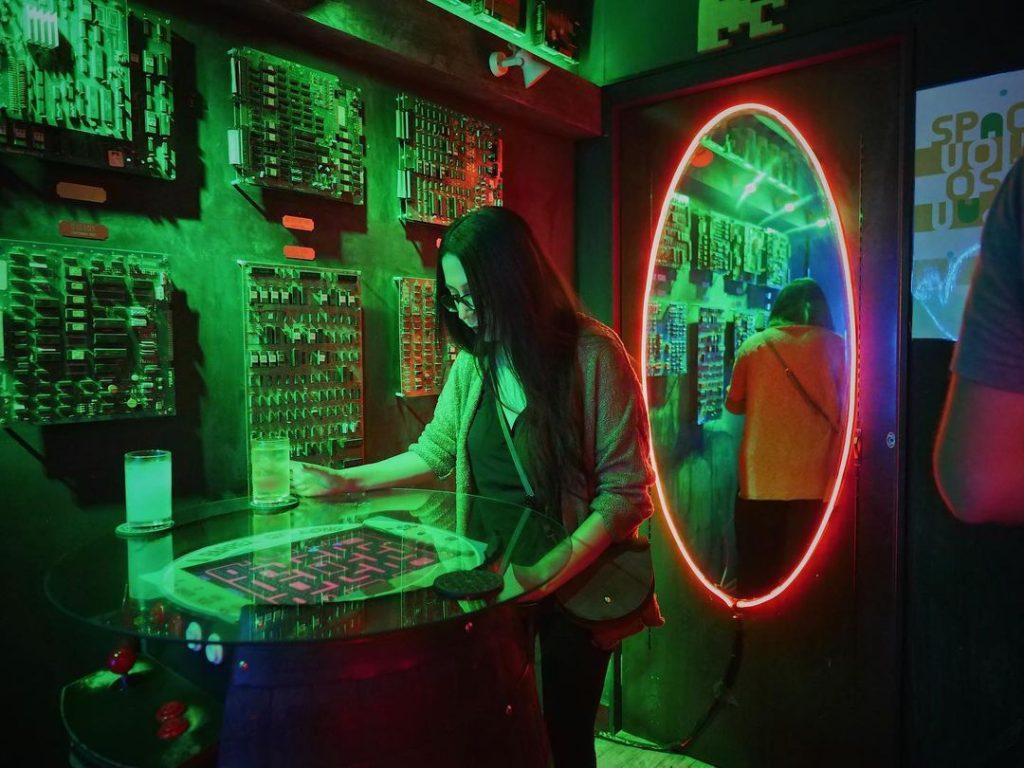spacestation bar osaka