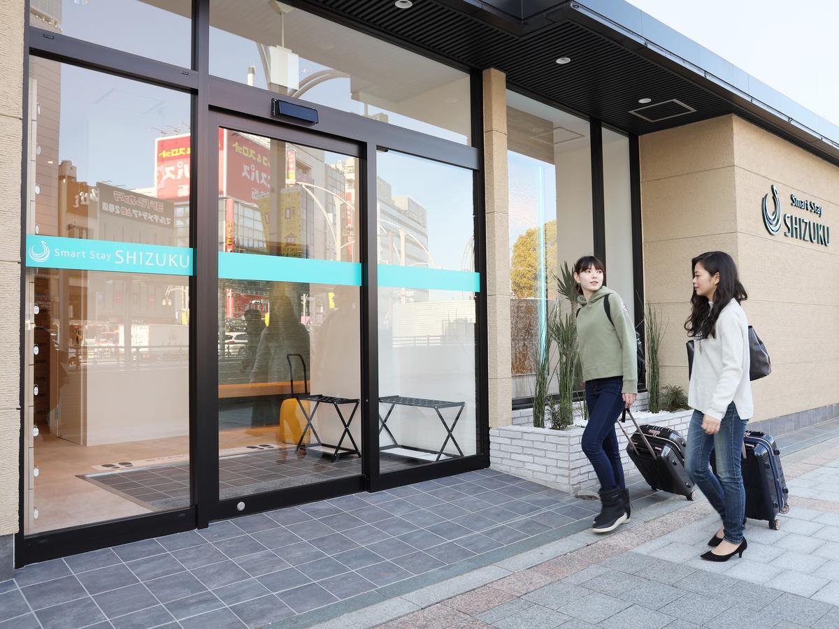 Smart Stay SHIZUKU Ueno Ekimae1
