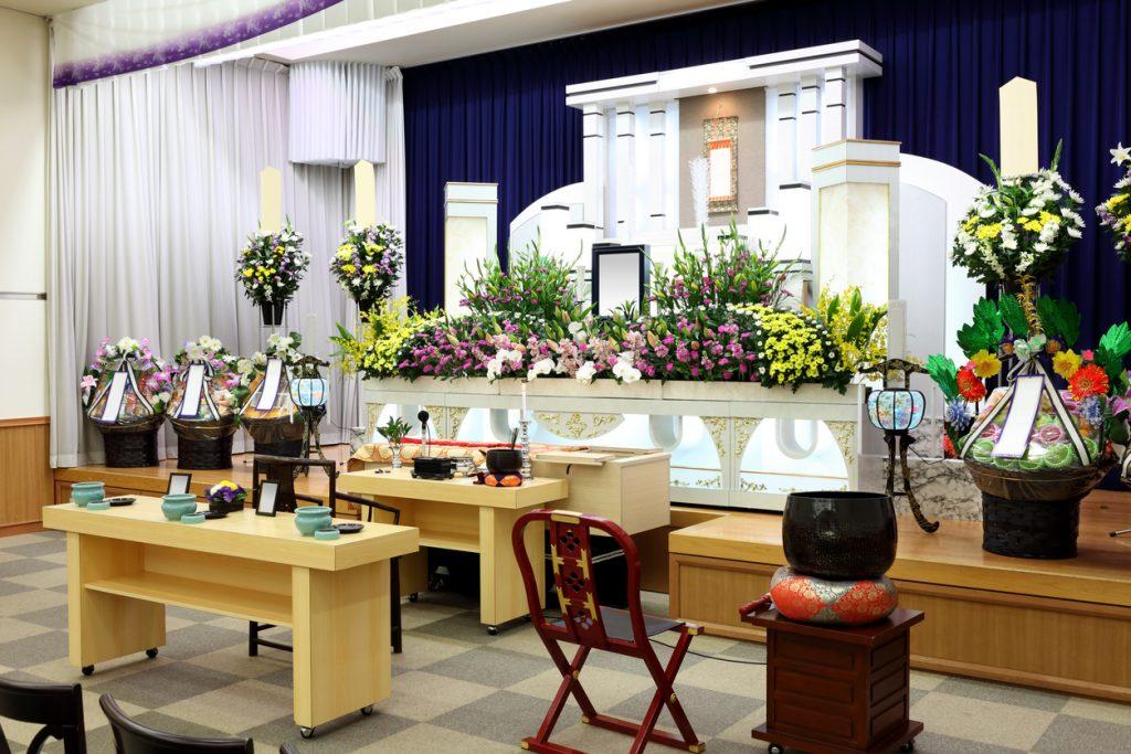 japan funeral etiquette