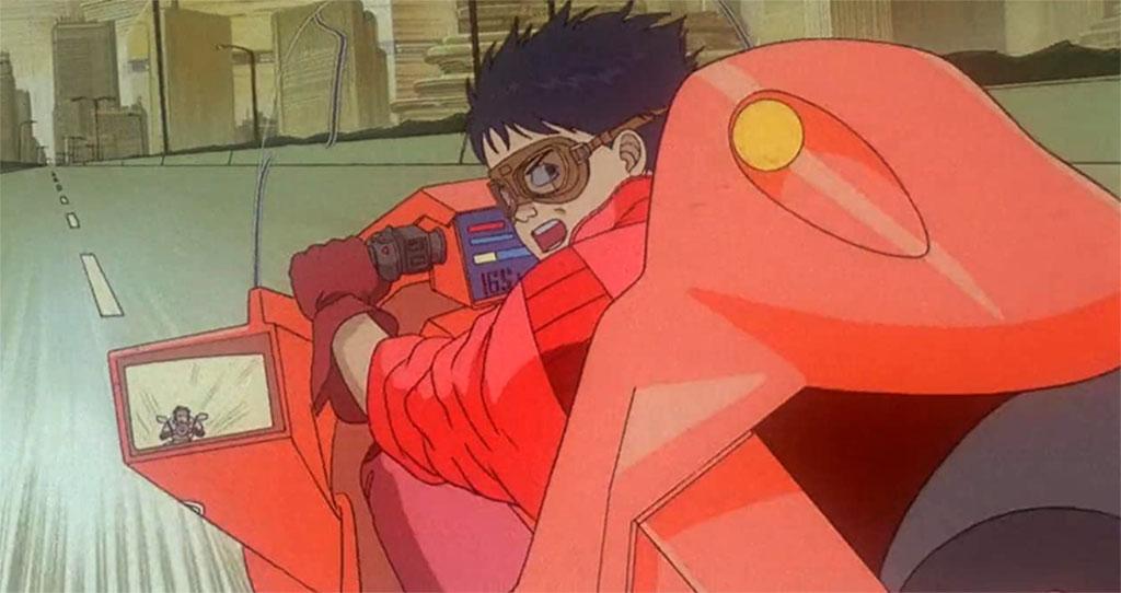 akira anime japan