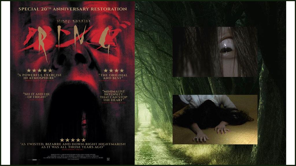 Ring japanese horror movie