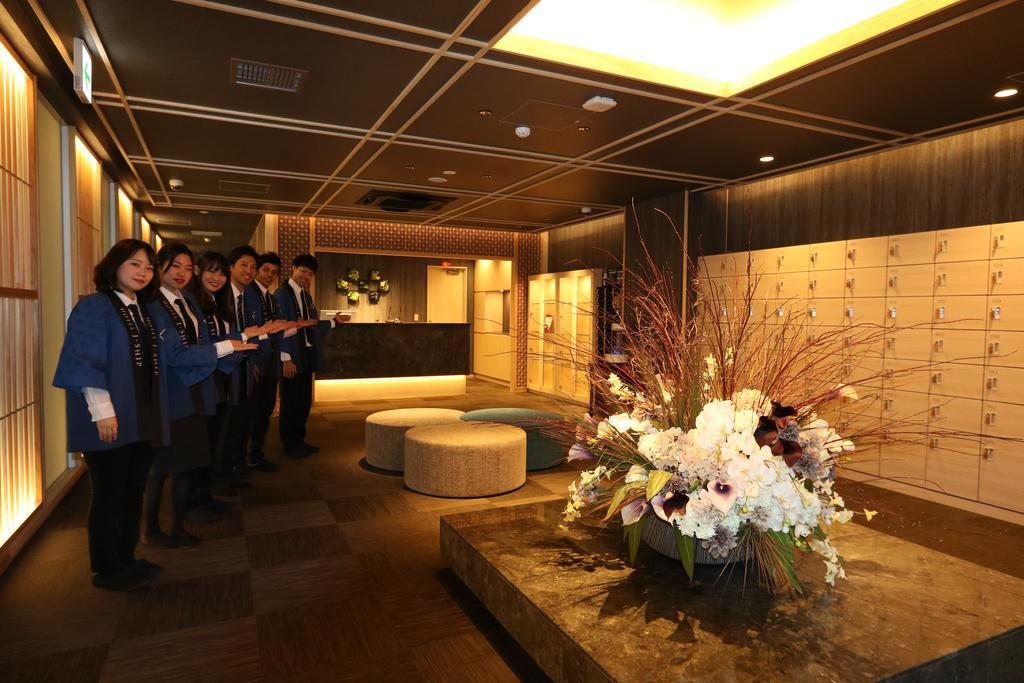 Cabin & Capsule Hotel J-SHIP Osaka Namba 2