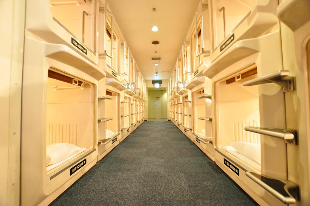 Capsule Hotel Asahi Plaza Shinsaibashi 1
