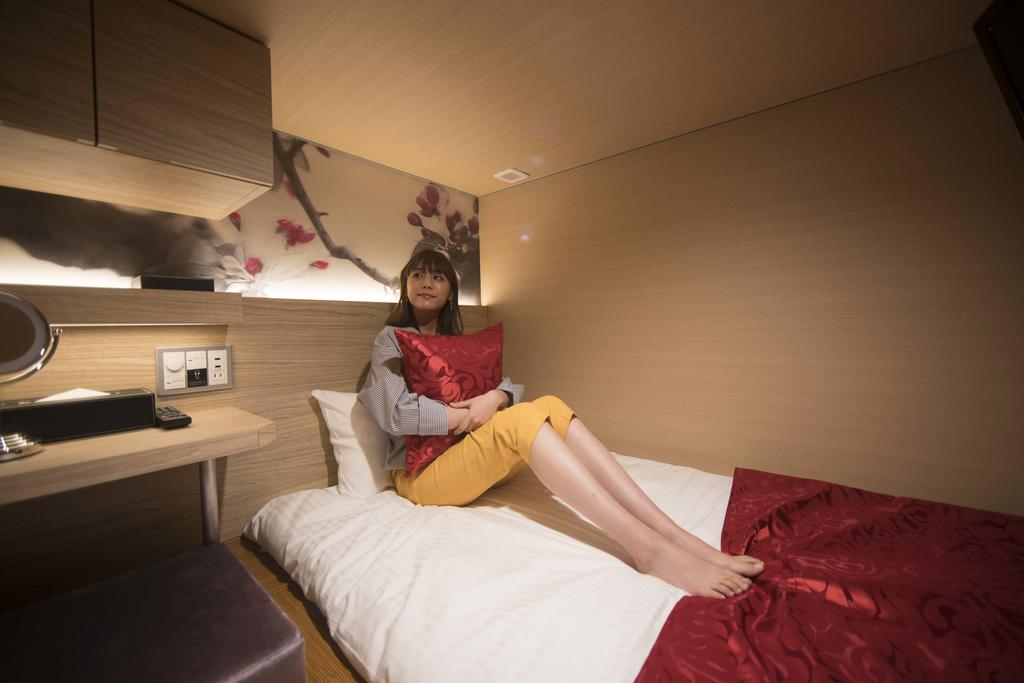 HOTEL Cargo Shinsaibashi3