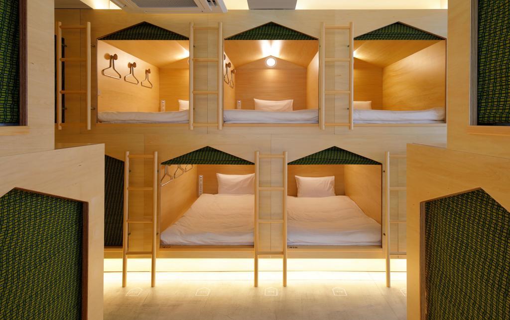 Best Capsule Hotels in Kyoto