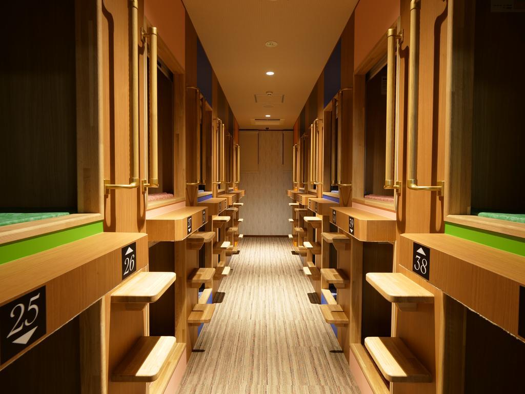 Best Capsule Hotels in Osaka