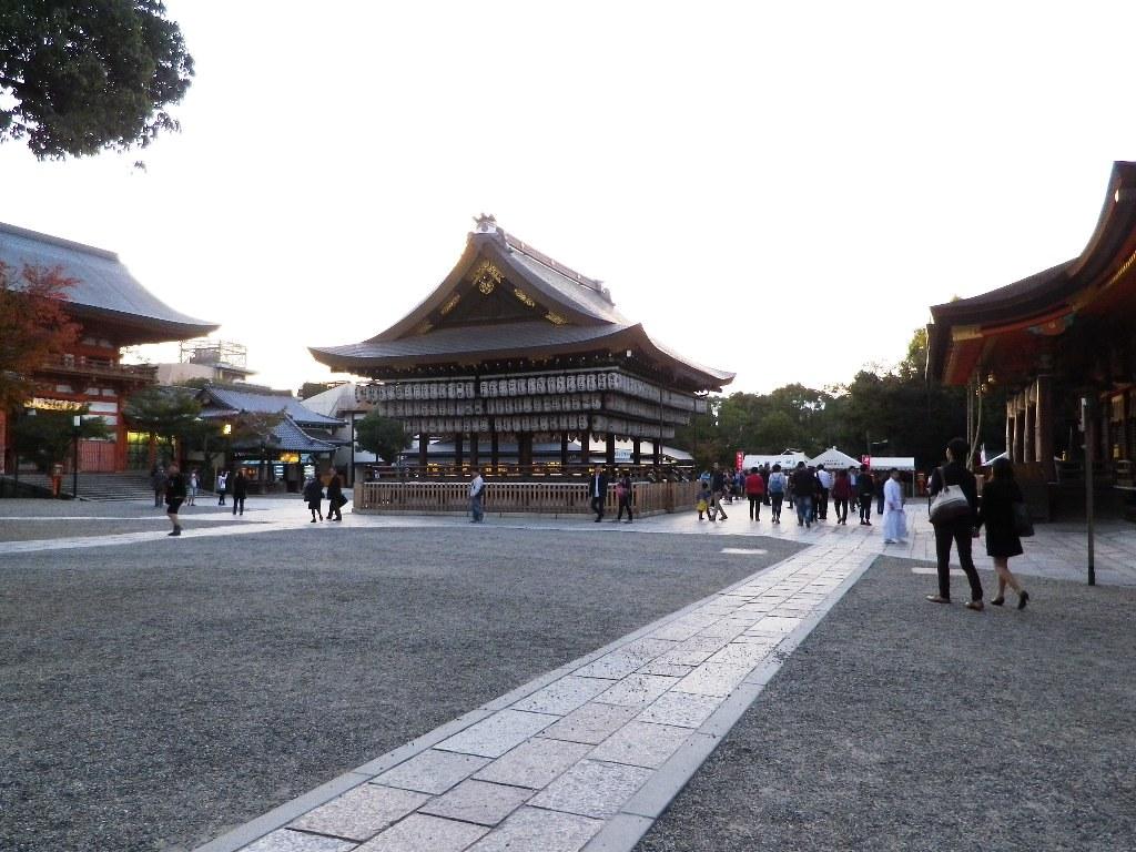 Yasaka Shrine gion