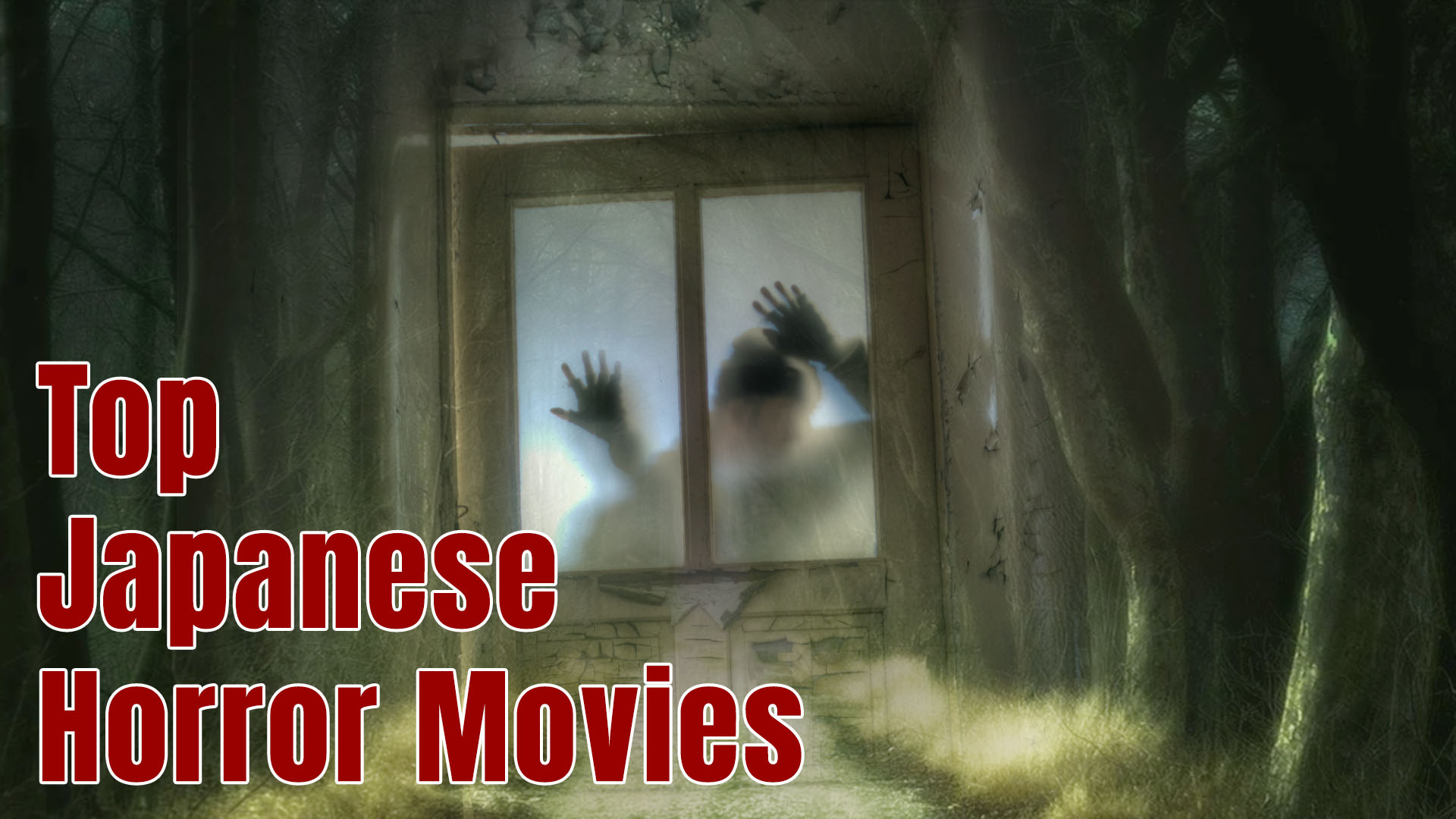 Top Japanese Horror Movies