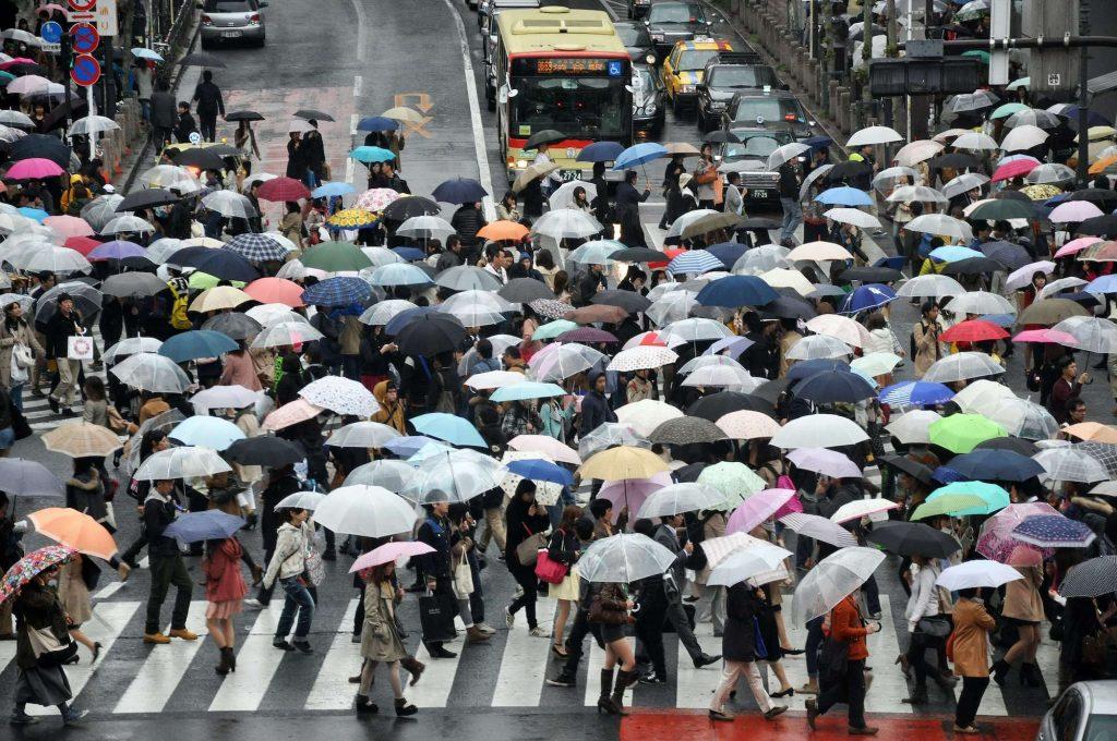 japanese rainy season
