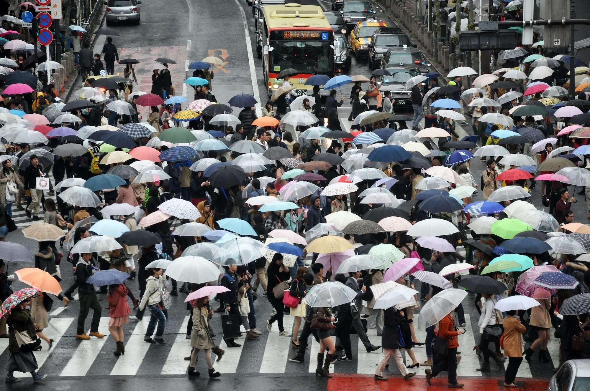 10 tips to survive the Japanese Rainy Season