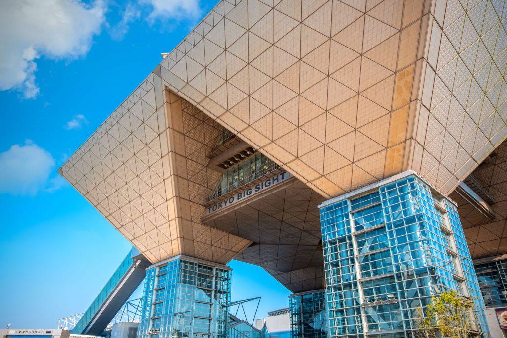 Most Fascinating Buildings in Tokyo