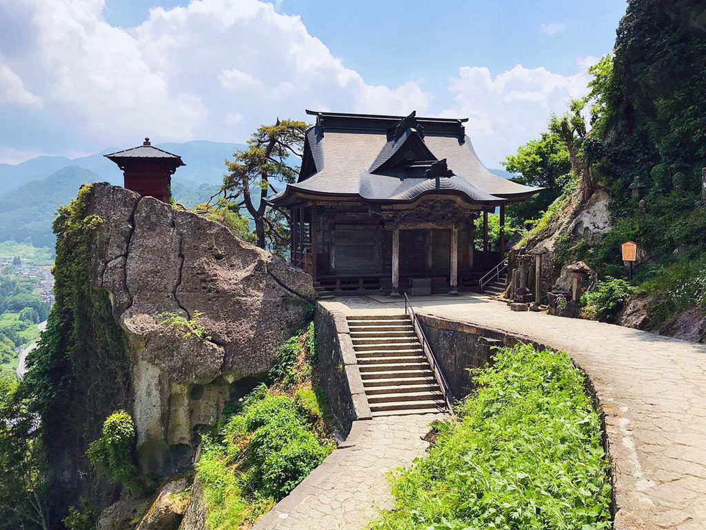 Best Temples in Japan - Yamadera