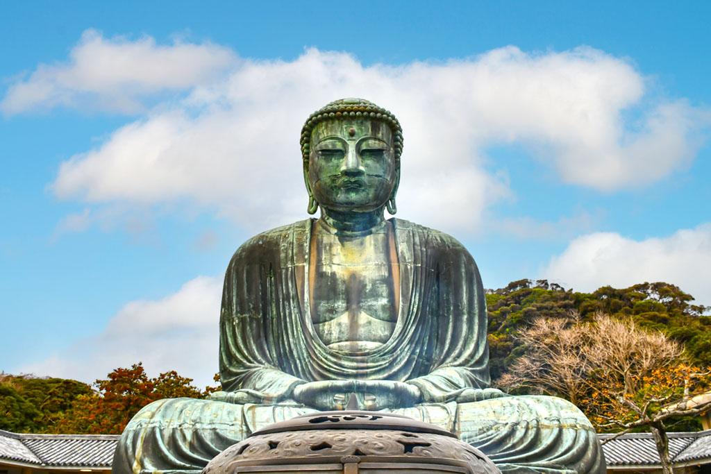 Great Buddha of Kamakura at Kotoku-in